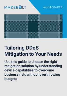 ddos mitigation technologies available in the market